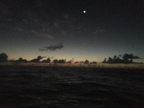 November 8 at dawn